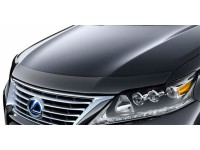 Дефлектор капота Nissan Pathfinder, 14-, темный